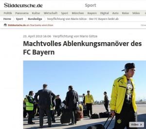 Sind Götze und Lewandowski großes Ablenkungsmanöver von Uli Hoeneß?