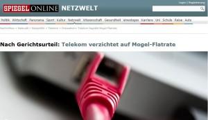 Telekom versucht sich an der Mogel-Flat
