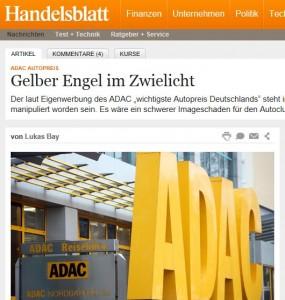 ADAC: Gelbe Engel fallen tief