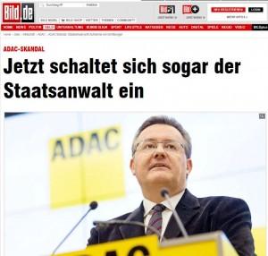 ADAC braucht dringend Strafrechtler in der Krisenkommunikation