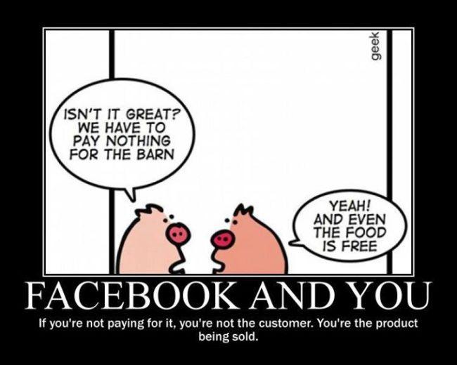 Kundendaten für alle? Lieber nicht