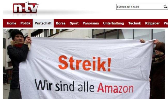 Endlich! Amazon wehrt sich gegen Gewerkschaft