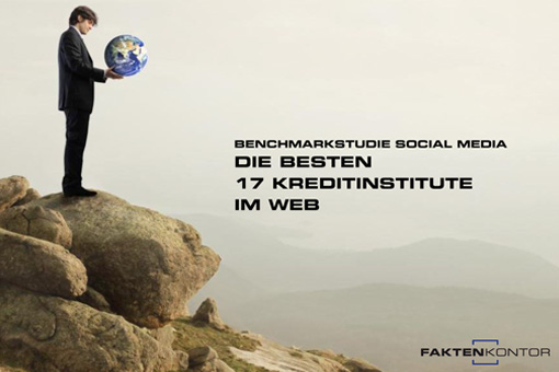 BENCHMARKSTUDIE SOCIAL MEDIA