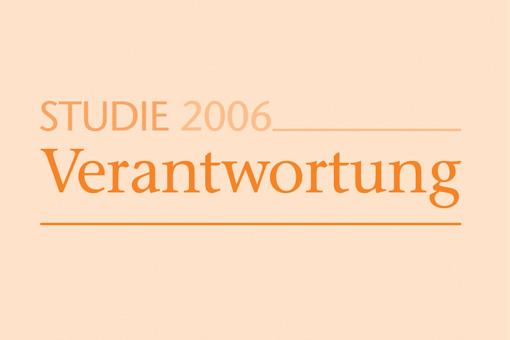 Studie 2006 - Verantwortung