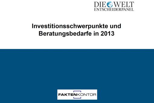 investitionsschwerpunkteundberatungsbedarfe