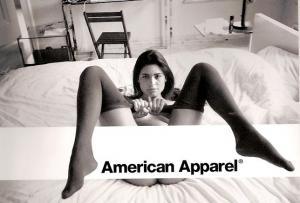 american apparel Werbekampagne