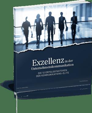 Exzellenz in der Unternehmenskommunikation Buch