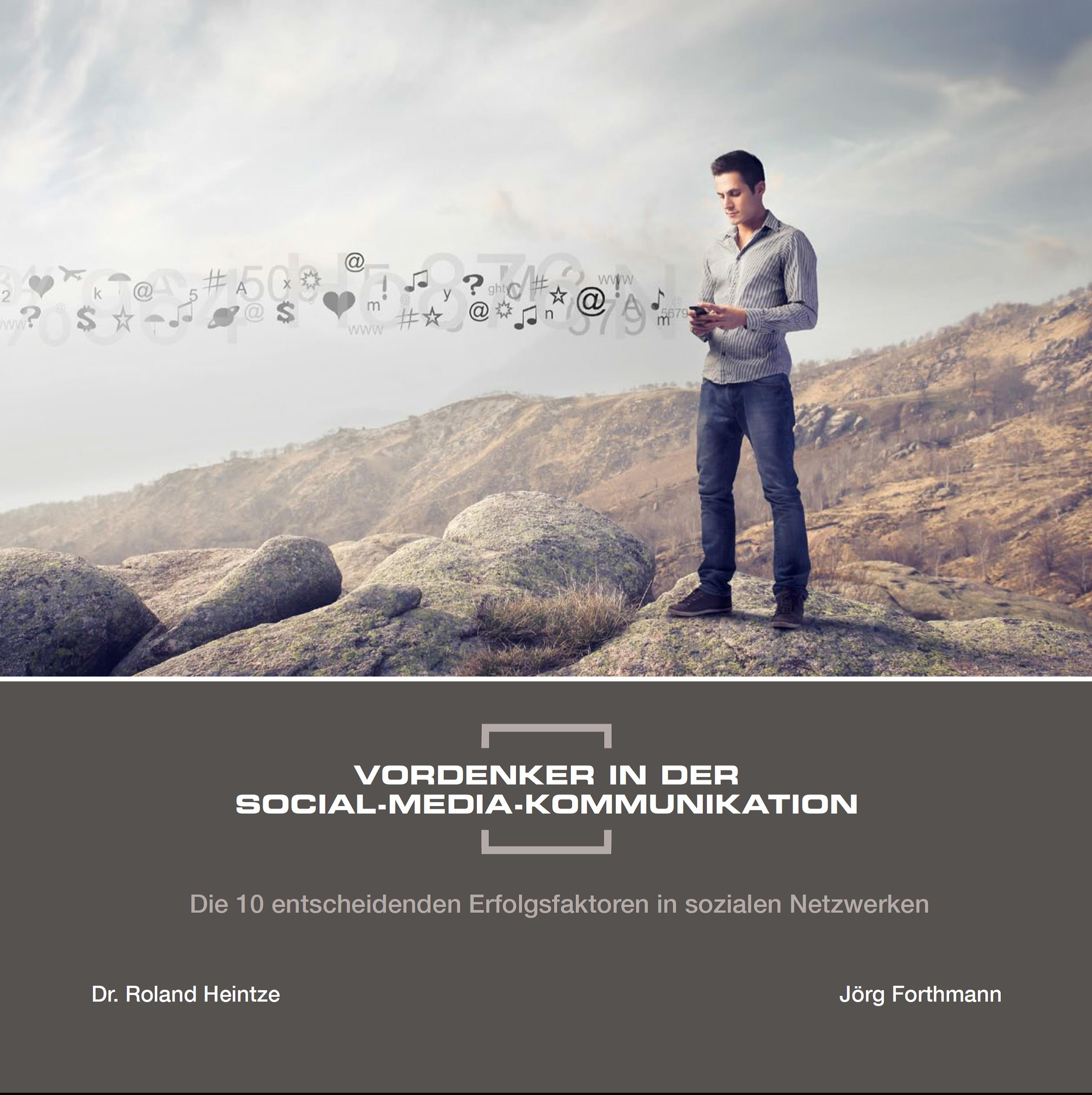 Titelbild Vordenker Social-Media-Kommunikation