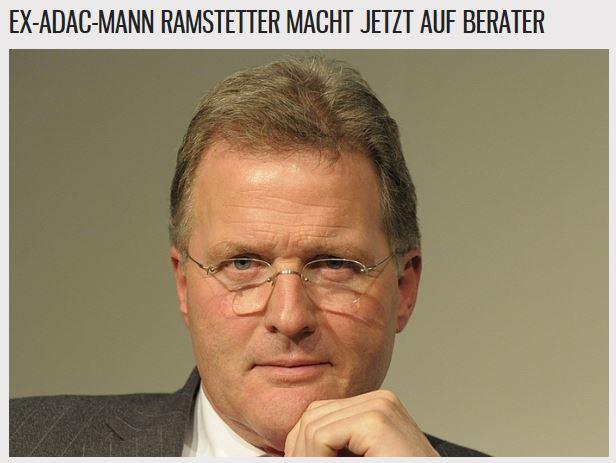 Krisenkommunikation ADAC Ramstetter