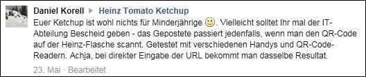 Heinz Ketchup IIa
