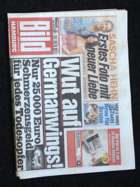 Germanwings-Absturz: Jetzt geht die Kommunikationskrise erst richtig los