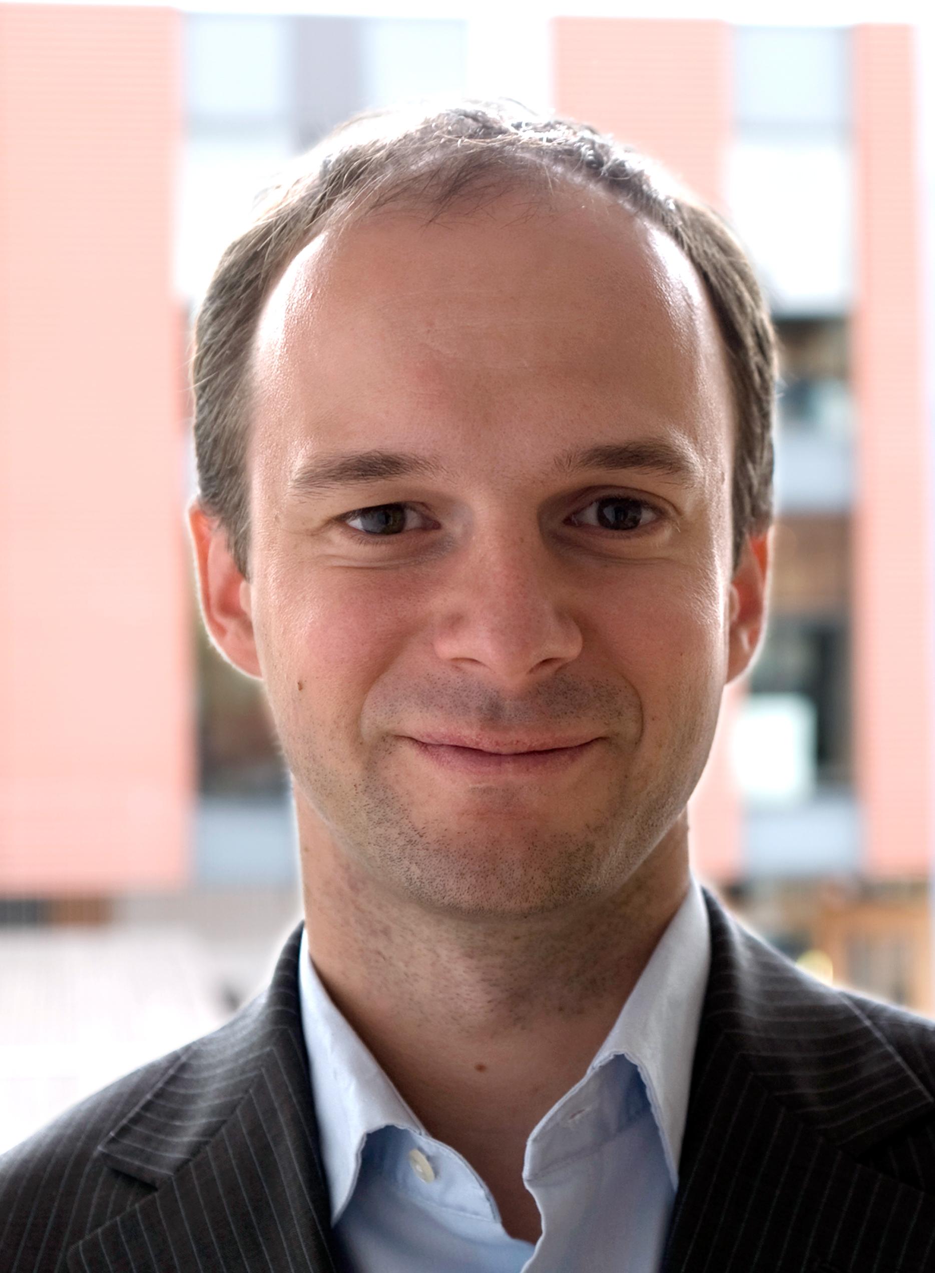 Sven Bauer, Inhaber der Hamburger Social Media Agentur media makis