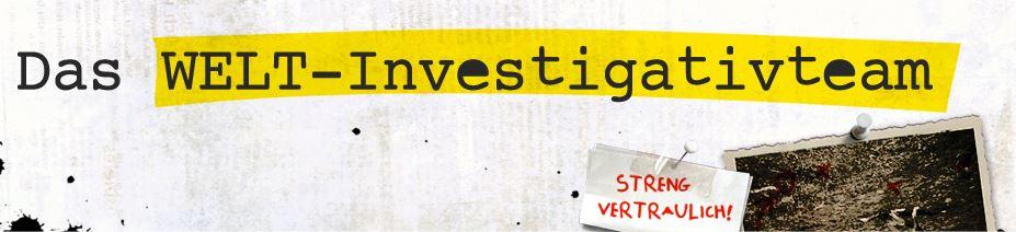 welt Investigativteam