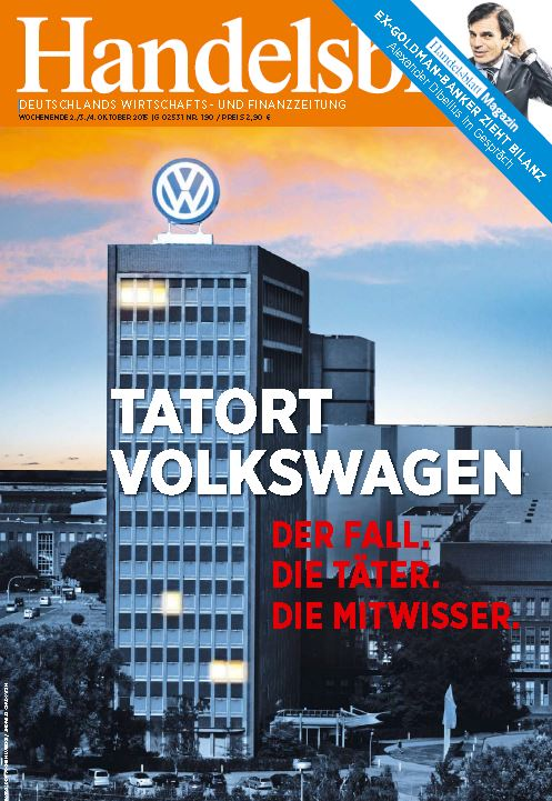 Krisen-PR VW