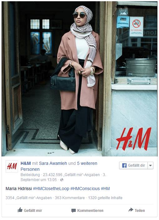 Wie H&M die Konfrontation mit Alice Schwarzer sucht