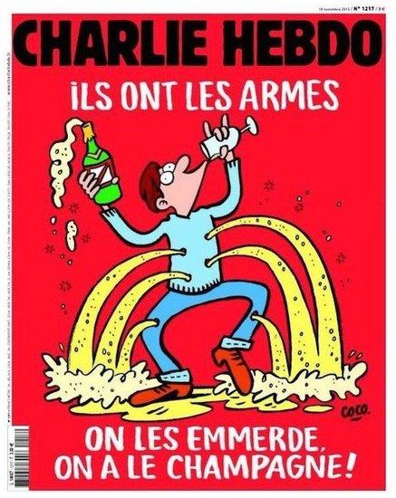 krisen-PR Charlie Hebdo