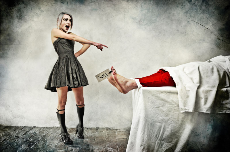 http://dennisziliotto.deviantart.com/art/Santa-is-Dead-198024423