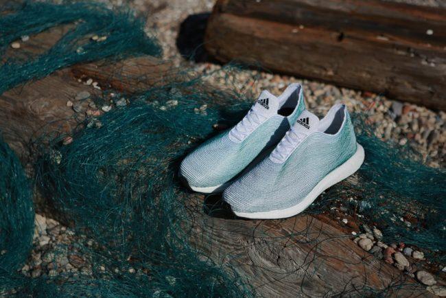 Adidas Pressebild Ozean-Konzeptschuh