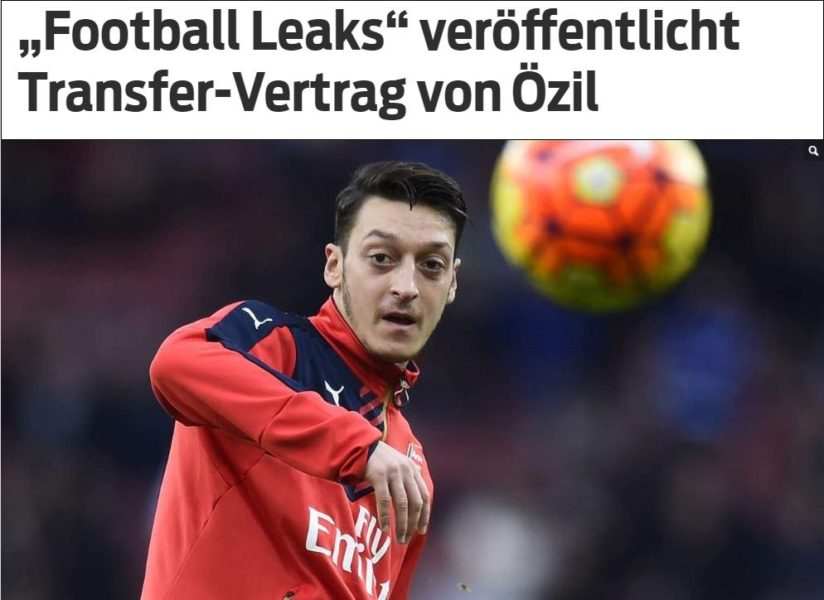Krisen-PR Football Leaks