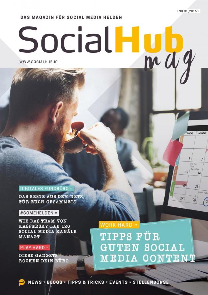 SocialHub-Mag-Ausgabe-1