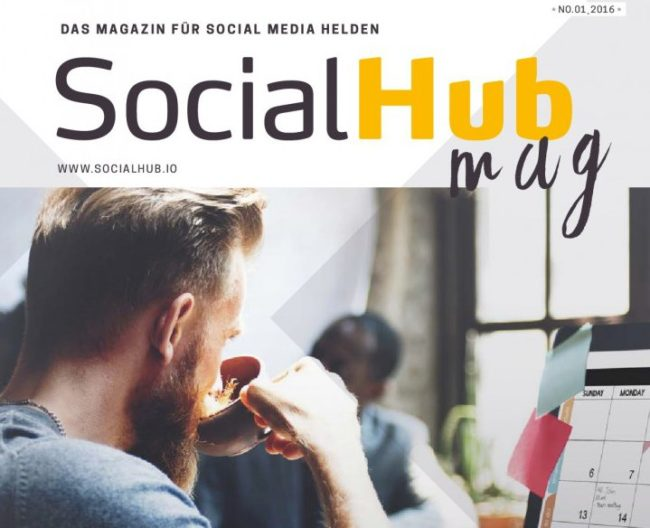 SocialHub Vorschau