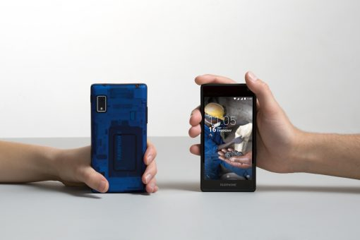 Des Fairphone 2 (Quelle: https://www.flickr.com/photos/fairphone/25882860055/in/album-72157654222299268/)