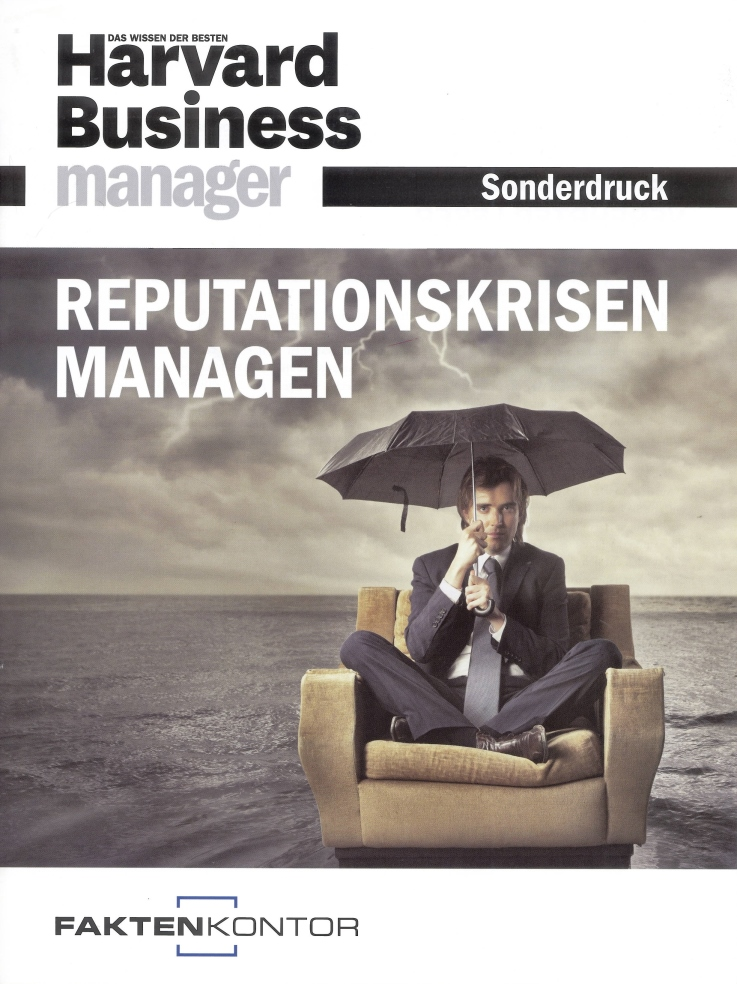 HBM Sonderdruck - Reputationskrisen managen