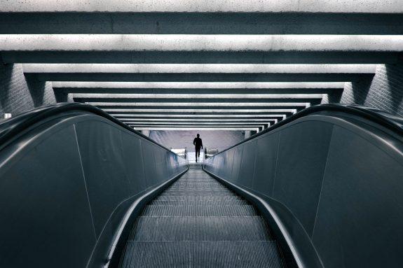 Rolltreppe abwärts für die Reputation