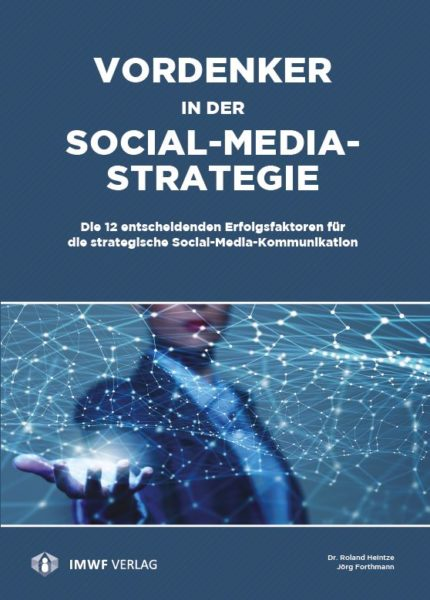 Cover Vordenker Social-Media-Strategie
