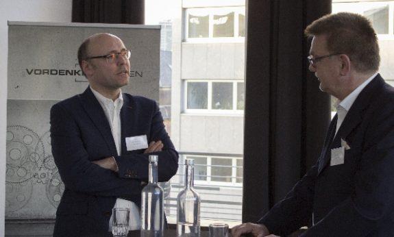 VORDENKER Treffen Faktenkontor Prof. Lothar Rolke Titelbild