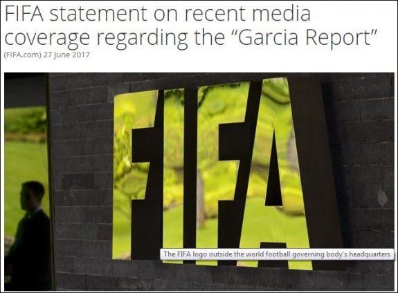 Krisen-PR der FIFA: zur Transparenz gezwungen