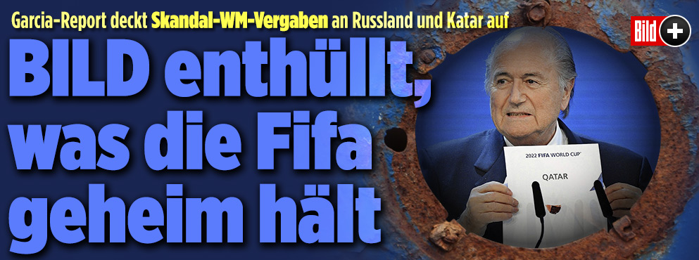 Krisen-PR FIFA II