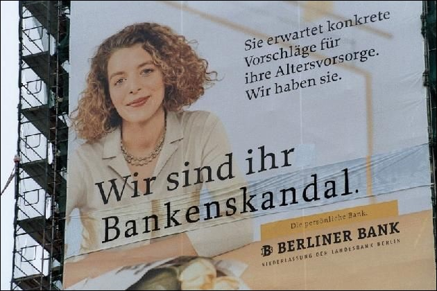 Krisen-PR Banken