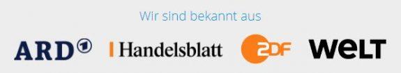 ARD Handelsblatt ZDF WELT