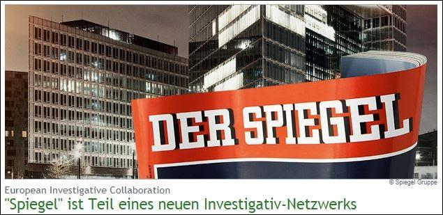 Krisen-PR Spiegel