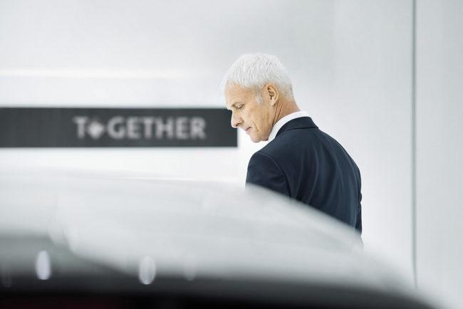 Matthias Müller, Ex-Vorstandsvorsitzender des Volkswagen Konzerns