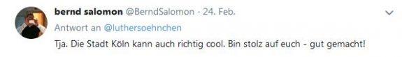 Twitter-Screenshot Kommentare Scherbe Römisch-Germansiches Museum 2