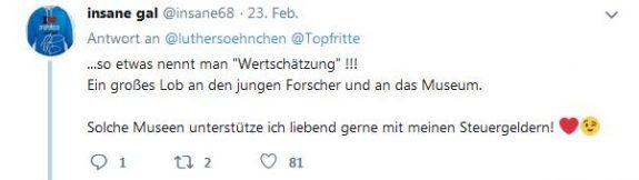 Twitter-Screenshot Kommentare Scherbe Römisch-Germansiches Museum 4