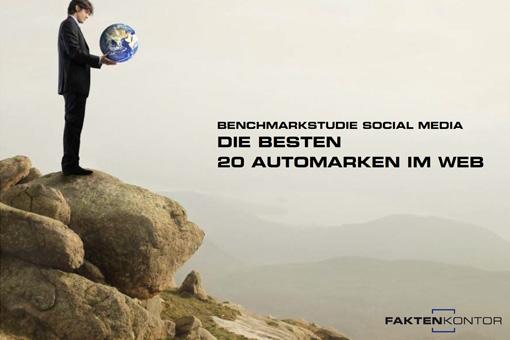 BENCHMARKSTUDIE SOCIAL MEDIA DIE BESTEN 20 AUTOMARKEN IM WEB APRIL 2013