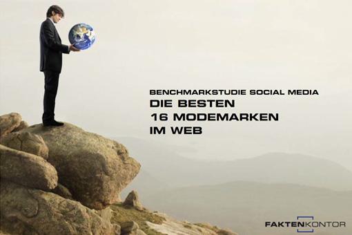 BENCHMARKSTUDIE SOCIAL MEDIA DIE BESTEN 16 MODEMARKEN IM WEB
